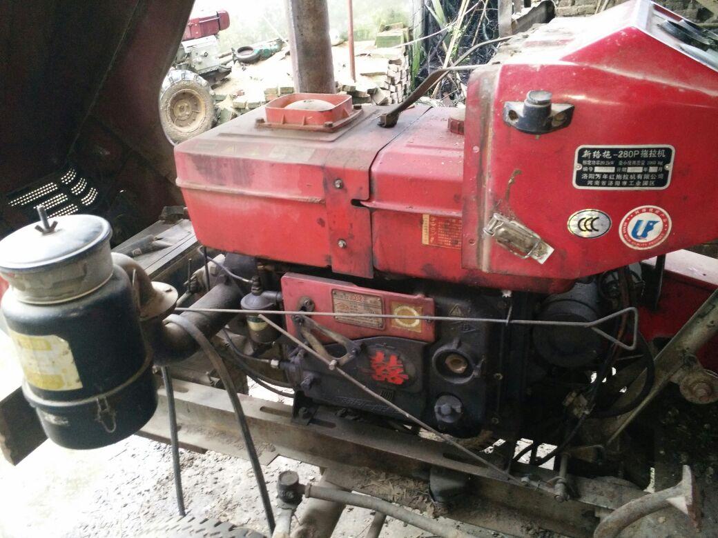拖拉机 四轮拖拉机