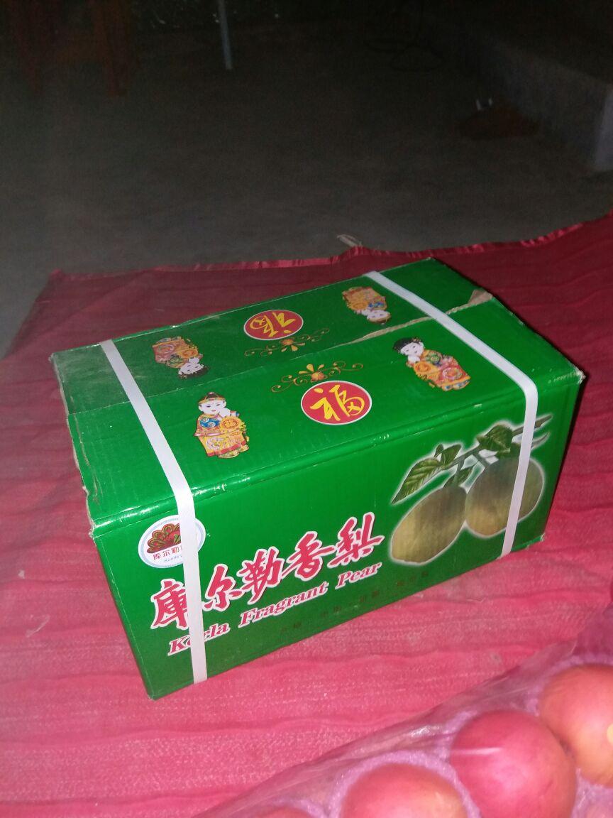 梨100~150g 纸箱