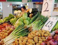 """12月7日""""全国农产品批发价格指数"""""""