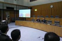 于康震出席中澳农业联委会第十三次会议