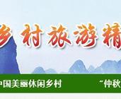 天津市3个村登上2017中国美丽休闲乡村榜