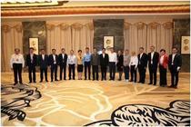 汪洋接见一亩田创始合伙人高海燕等15家企业代表