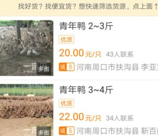 河南扶沟:农产品网上卖成常态
