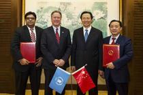 农业部与世界粮食计划署开启合作新篇章