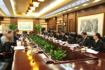中荷农业高级别工作组第十八次会议在京召开