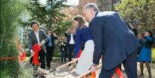 荷兰代表团访问中国农业科学院
