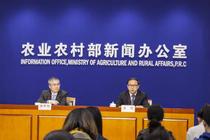 一季度我国农产品市场运行总体稳定