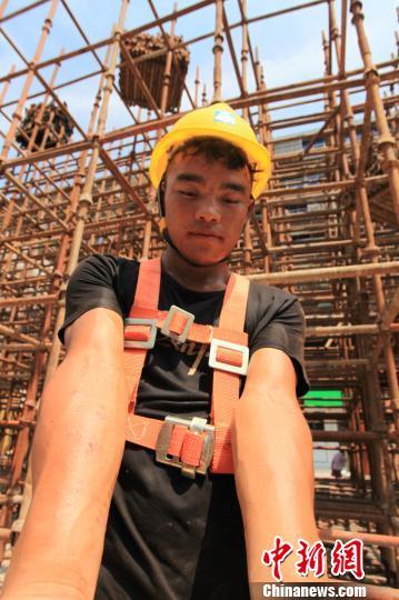一亩田农业资讯网-19岁建筑工的男人梦:让家人过好